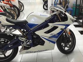 Remato Triumph Daytona 2012 650cc 3 Mil Km Posible Cambio