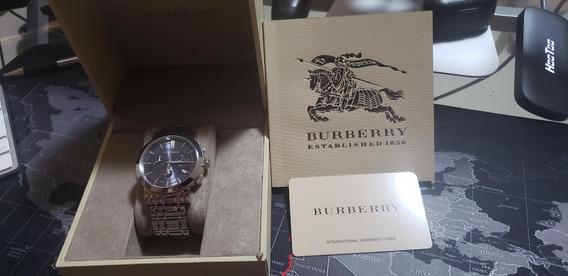 Reloj Cronografo Burberry Caballero