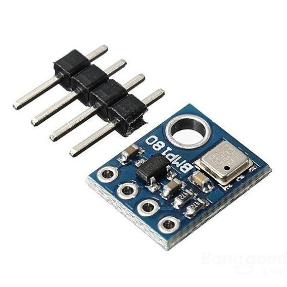 Shield Arduino | Medição De Pressão Barométrica Bmp180