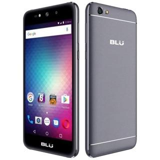 Celular Blu Grand X 4g Libre Hd Android 5mpx + Film + Funda