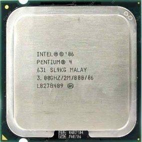Processador Intel Pentium 4 631 3.00ghz Lga 775