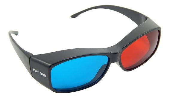Óculos 3d -positivo Ótima Qualidade 100% Original !(passivo)