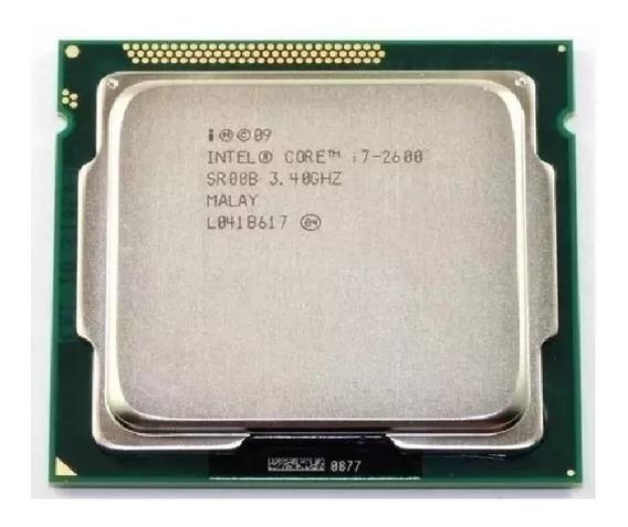 Processador Intel Core I7 2600 1155 3.4 Ghz Oem Pronta Entrega