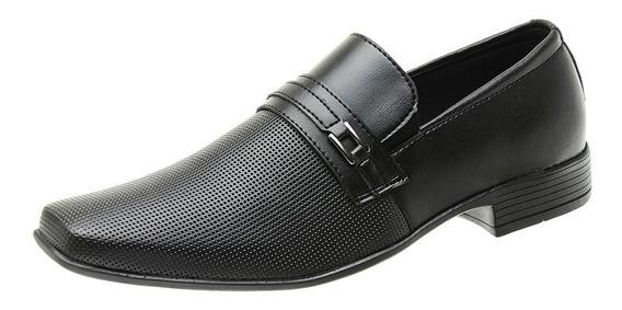Sapato Social Masculino Preço Promocional Couro Ecológico