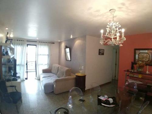 Imagem 1 de 15 de Apartamento-à Venda-barra Da Tijuca-rio De Janeiro - Svap20128