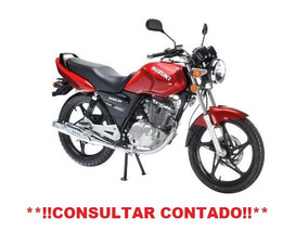 Suzuki En 125 2a Yamaha Ybr Jianshe Hero Ignitor Bajaj