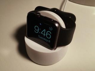 Base Dock Suporte Carregador Apple Watch