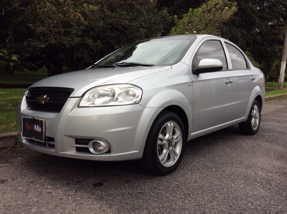 Chevrolet Aveo Emotion 1600cc Mt 2ab
