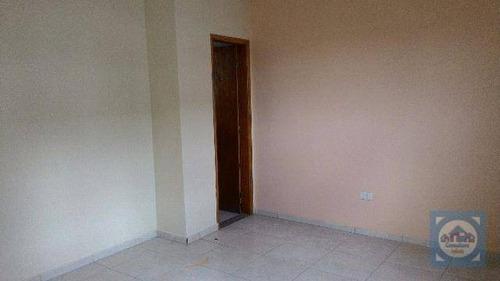 Apartamento Com 3 Dormitórios Para Alugar, 100 M² Por R$ 1.750,00/mês - Parque São Vicente - São Vicente/sp - Ap5695