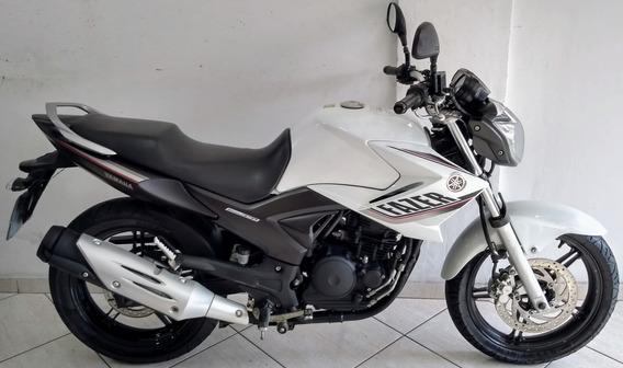Yamaha Ys 250 Fazer 2015 Branca