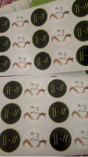 Stickers De Vinilo Twenty One Pilots