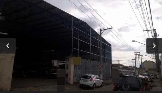 Galpão Para Alugar, 1200 M² Por R$ 12.000/mês - Vila Galvão - Guarulhos/sp Cód. Ga0325 - Ga0325