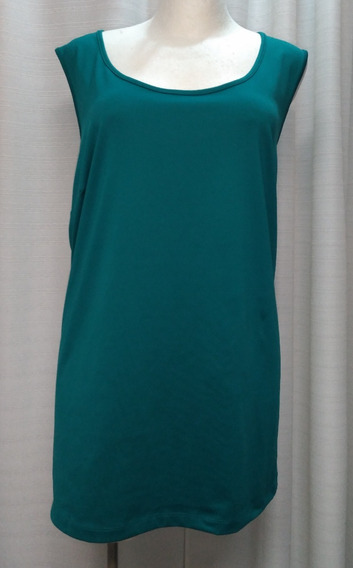 Blusa T.44, Verde, Stretch, Catherines