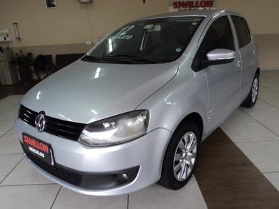 Volkswagen Fox 1.6 Vht Trend Total Flex 5p 2011/2012 Prata