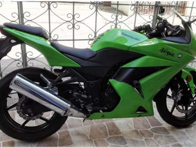 Kawasaki Ninja Ex 250 Unico Dueño - No Permutas Ni Cambios