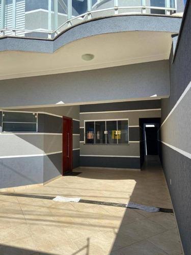Casa Com 3 Dormitórios À Venda, 248 M² Por R$ 450.000,00 - Jardim Boer I - Americana/sp - Ca1028