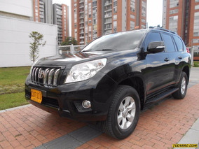 Toyota Prado Tx Ambission At 4000cc 5p
