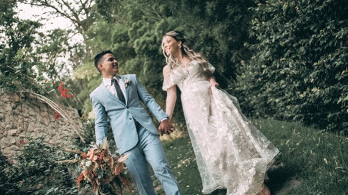 Filmagem Casamento Fernanda E Cláudio