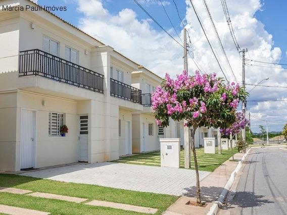 Casa No Residencial Thina - Medeiros - Jundiaí - Ca02407 - 33747832