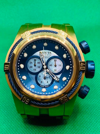 Reloj Invicta Bolt Zeus Reserve Mod:12745 Original