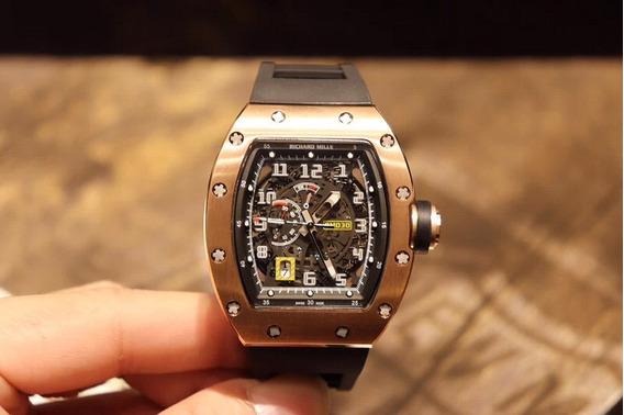 Reloj De Lujo Richard Mille 030 Series