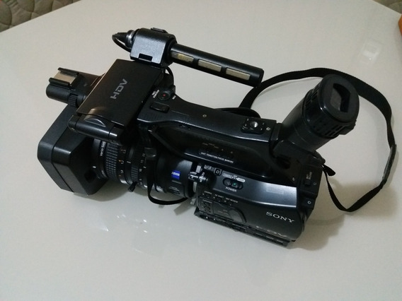 Filmadora Z7 Sony Com Adaptador De Cartão Cf
