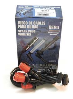 Cables Bujias Vw Vocho Sedan Encen Electronico Original Beru