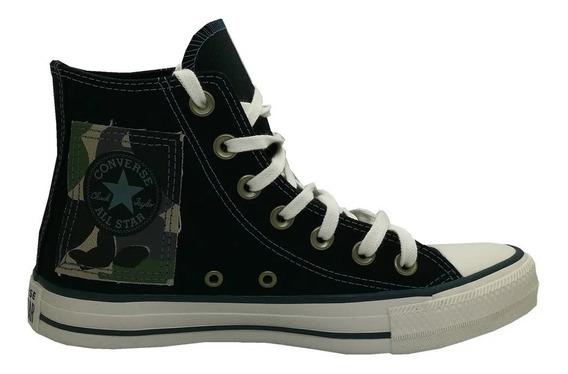 Converse Zapatillas Lifestyle Hombre Ct As Hi Negro