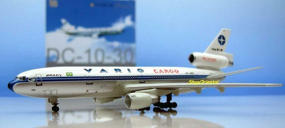 Maquete/miniatura Avião Dc-10-30 Varig 1:400