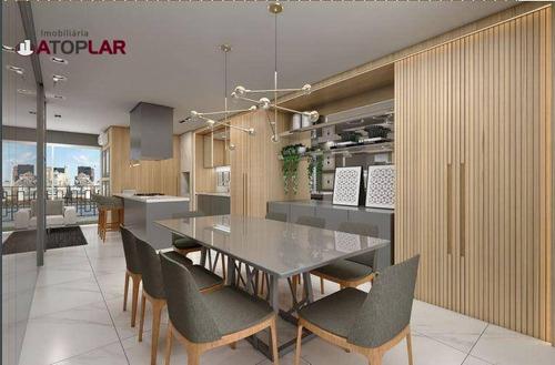 Apartamento À Venda, 174 M² Por R$ 1.986.900,00 - Centro - Balneário Camboriú/sc - Ap1324