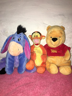 Coleccion De Peluches De Wennie Pooh