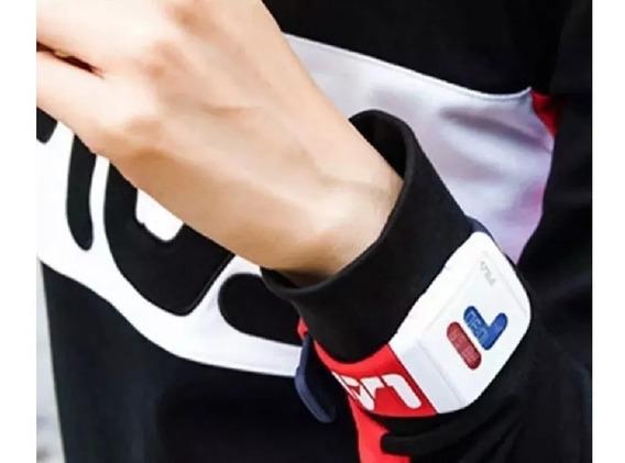 Relógio Fila Unissex Digital Esportivo Lancamento C Caixa