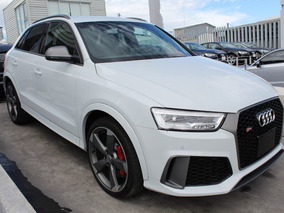 Audi Serie Rs 2.5 Q3 Performance Dsg Blanco 2017