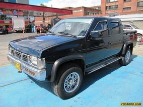 Nissan D-21 24000cc 4x4 Mt Aa