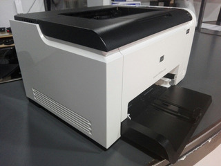 Impresora Laser Color Hp Cp1025 Nw 1025nw Wifi Pocas Copias!