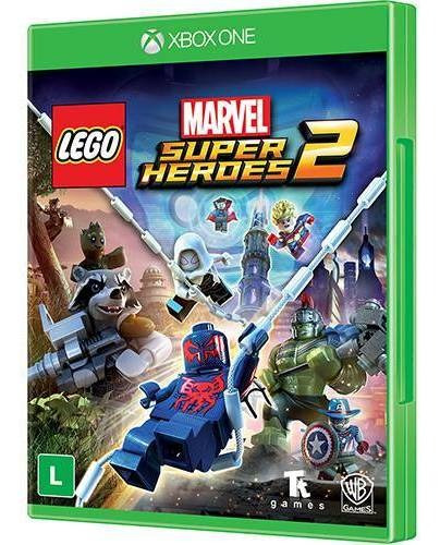 Lego Marvel Super Hero 2 - Xbox-one Mídia Físca Lacrado