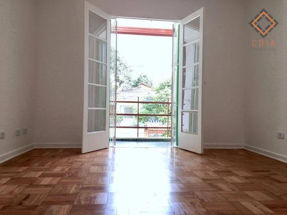 Casa Com 2 Dormitórios Para Alugar, 108 M² Por R$ 5.200/mês - Vila Madalena - São Paulo/sp - Ca2894