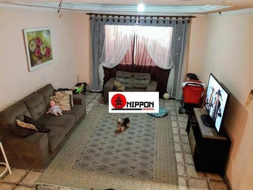 Casa Com 2 Dormitórios À Venda Por R$ 350.000 - Jardim Jovaia - Guarulhos/sp - Ca0313