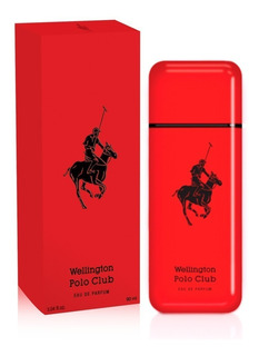 Wellington Polo Club Perfume Original 90ml Perfumesfreeshop!