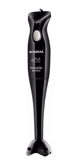 Mixer Mondial Versatile M-08 preto 110V