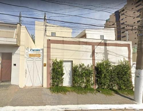 Sobrado À Venda, 142 M² Por R$ 481.000,00 - Chácara Belenzinho - São Paulo/sp - So2779