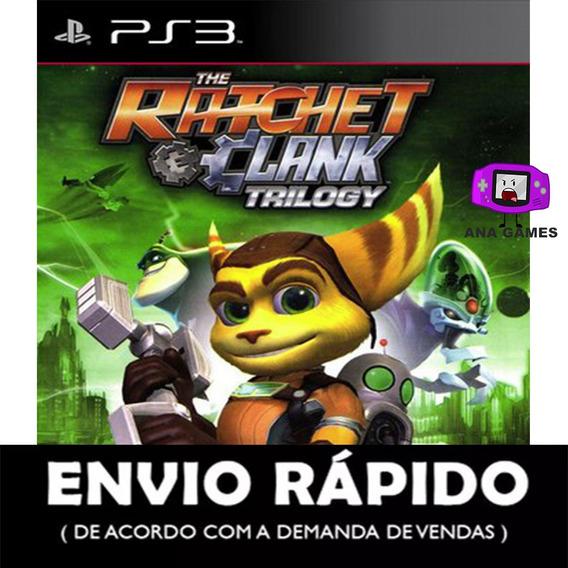 Ratchet & Clank Collection Ps3 - Jogo Digital