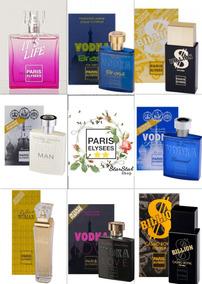 3 Perfume Paris Elysees A Escolher Lacrado E Original
