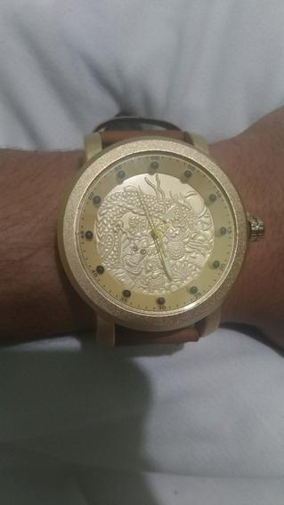 Relógio Masculino Dragon Promoção