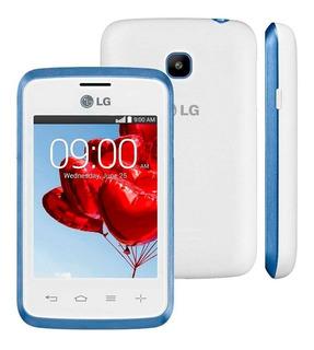 Lg L20 Single D100 Processador Dual Core, Android 4.4, 2mp