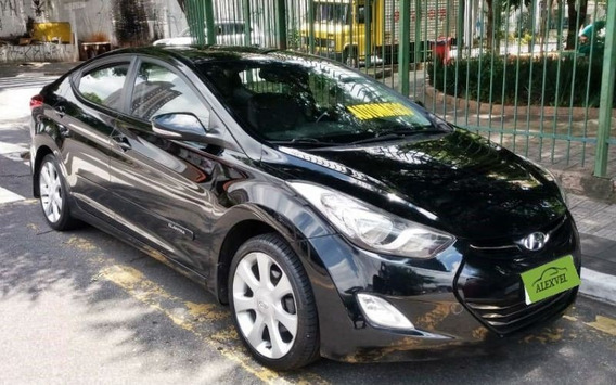 Hyundai Elantra 1.8 Gls 16v 2013 Completo