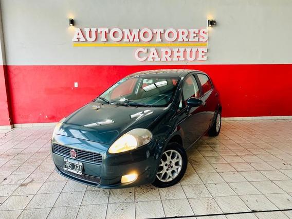 Fiat Punto 1.4 Elx 2008 $240.000 Y Cuotas!
