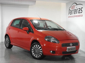 Fiat Punto 1.8 Sporting 8v Flex 4p Manual 2007/2008
