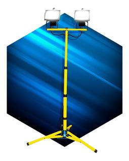 Tripode Extensible 1.85 Cm Capacidad 2 Reflectores Exterior