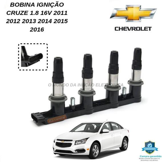 Bobina Ignição Cruze 1.8 16v 2011 2012 2013 2014 2015 2016